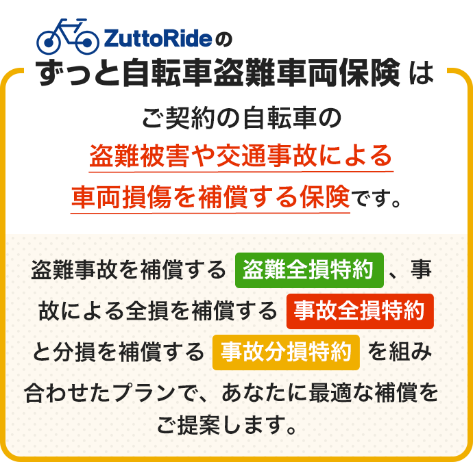 自転車 盗難 保険
